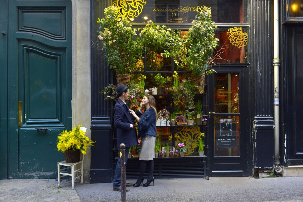 Fleuriste Paris